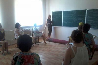 Астана, 17-21 июня, Международный мастер-класс-конференция