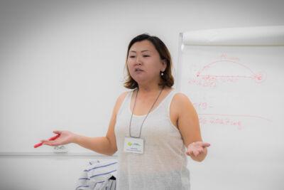 Фестиваль психологии «Лето перемен» в Бурятии 2017