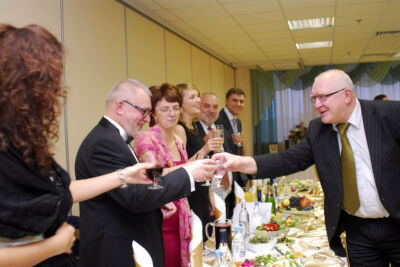 Юбилей профессора Макарова В.В. (06.10.2008 г.)