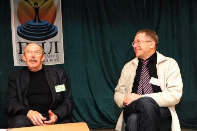 Интервью, шоу Двойной портрет, 12 Омский декадник