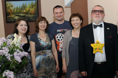 Декадник в Казахстане 2011