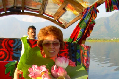 8 экспедиция ППЛ: Москва-Дели-Кашмир-Дели-Москва, июль 2009