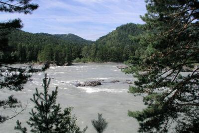 Алтай - 2006