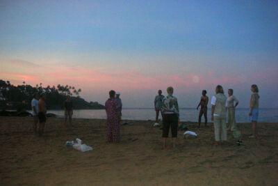 III научно-практическая психотерапевтическая экспедиция в Индию. 16-31 декабря 2006 года