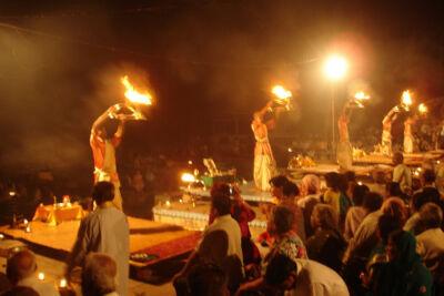 Вторая часть IV научно-практической психотерапевтической экспедиции в Индию