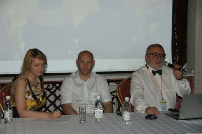 Первый объединенный Евразийский конгресс по психотерапии и конференция 15 июля 2013