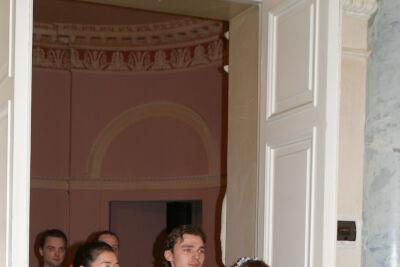 Психотерапевтический бал в Санкт Петербурге
