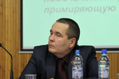 II съезд психотерапевтов и психологов г. Новосибирска и Новосибирской области (март 2012)