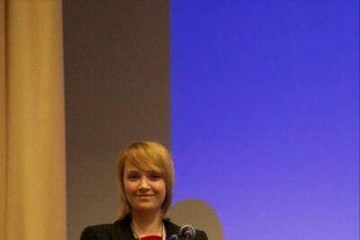 Международный конгресс. Киев, октябрь 2012