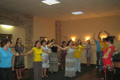6-й Международный Декадник по психотерапии и консультированию «Место силы — оз. Байкал»